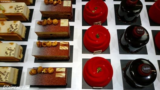 Individual Cakes at Bubó
