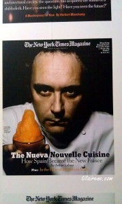 Over the years, Ferran Adrià has become a global icon of gastronomy.