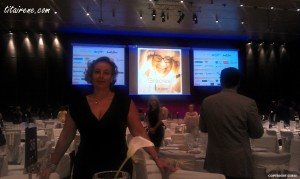 At Santi Santamaria's tribute, Hotel Hesperia Tower, 9th July 2012