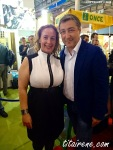 Head Chef Joan Roca from El Celler Can Roca, #1 best restaurant in the world (2013) & Irene Morcillo (tita Irene)